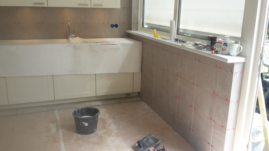 Verbouwing keuken Veenendaal