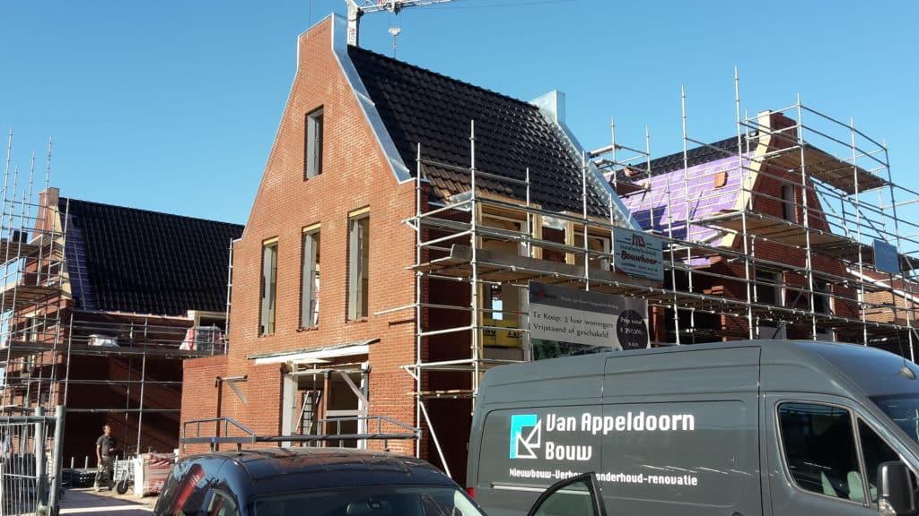 Luxe woningen nieuwbouw Veenendaal
