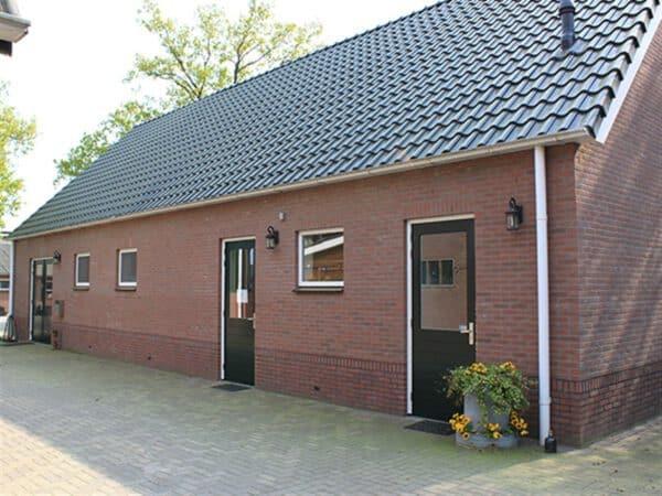 Verbouwing schuur Veenendaal