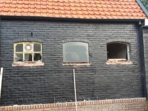 Verbouwing werkplaats Veenendaal